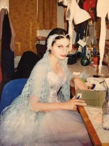 Aurelia le Huche 1996 Fotograf okänd