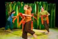Peka Trumma Dansa, Teater3, 2014